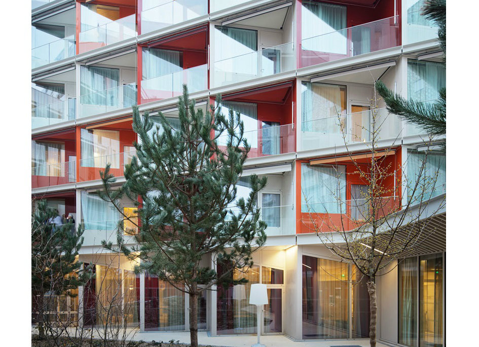 Newest Architectural Project By Atelier du Pont (6)