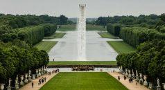 Olafur Eliasson Creates a Waterfall in Versailles