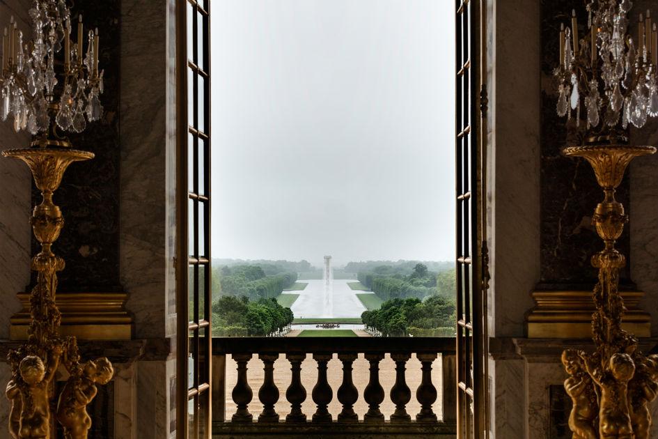 Olafur Eliasson Creates a Waterfall in Versailles (4)