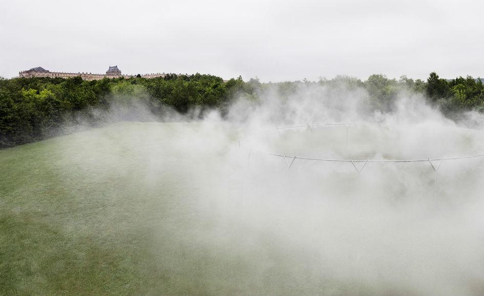 Olafur Eliasson Creates a Waterfall in Versailles (6)
