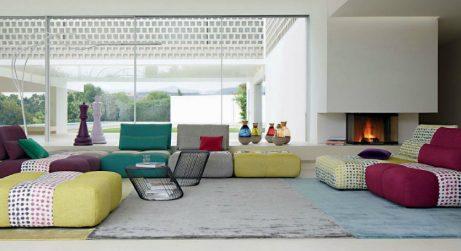 Roche Bobois And Maison Christian Lacroix Launch Furniture Collection (4) h