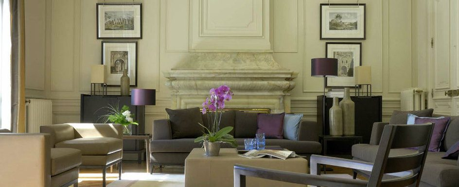 David Burles Designed A Paris Apartment You Will Love
