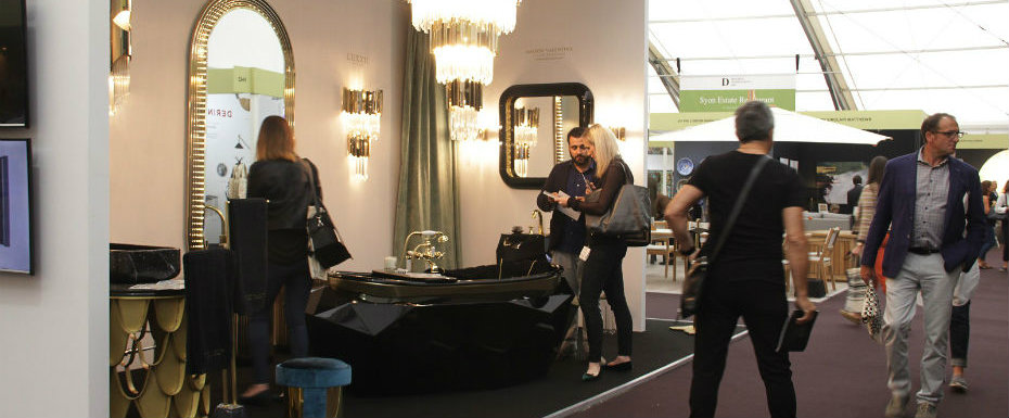 5 Show-Stealing Products from Decorex 2016