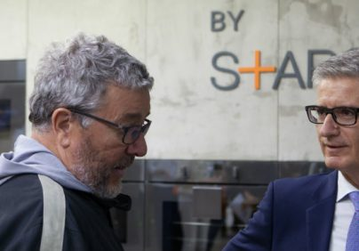 philippe starck Design News: Philippe Starck Designs Kitchen Appliances Design News Philippe Starck Designs Kitchens Appliances 404x282