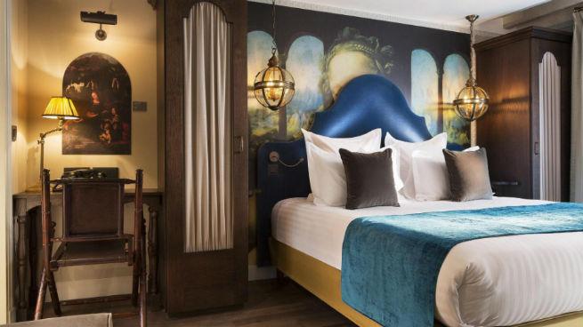 See The Stunning DA VINCI HOTEL interiors See The Stunning Interiors of Hotel da Vinci in Paris See The Stunning Interiors of Hotel da Vinci in Paris 3 s