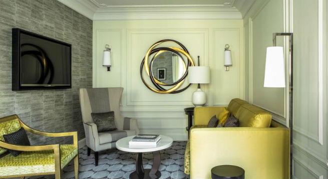 Where To Stay In Paris: Hotel Sofitel Le Faubourg