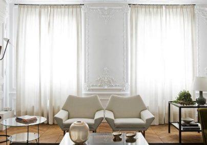 Parisian Interior Design The Charm of 10 Parisian Interior Designs You'll Love The Charm of 10 Parisian Interior Designs Youll Love 0 404x282