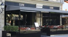 Where to go in Paris: Emporio Armani Caffè