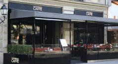 Where to go in Paris: Emporio Armani Caffè