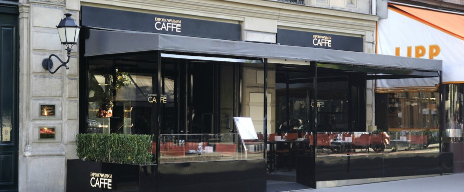 Where to go in Paris: Emporio Armani Caffè Emporio Armani Where to go in Paris: Emporio Armani Caffè Where to go in Paris Emporio Armani Caff   5