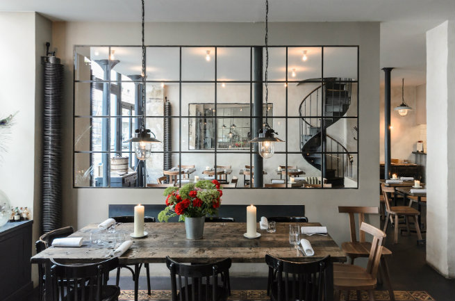 Be Inspired by These Stylish Restaurants in Paris