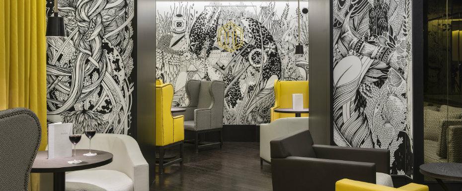 A Paris Restaurant Designed by Gilles et Boissier