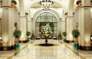 hotel lobby World's Most Stunning Hotel Lobby Designs World   s Most Stunning Hotel Lobby Designs 324x208