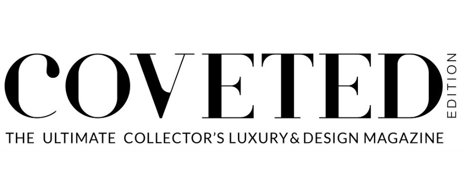 Discover the Latest Edition of Coveted Magazine Latest Edition Discover the Latest Edition of Coveted Magazine logo