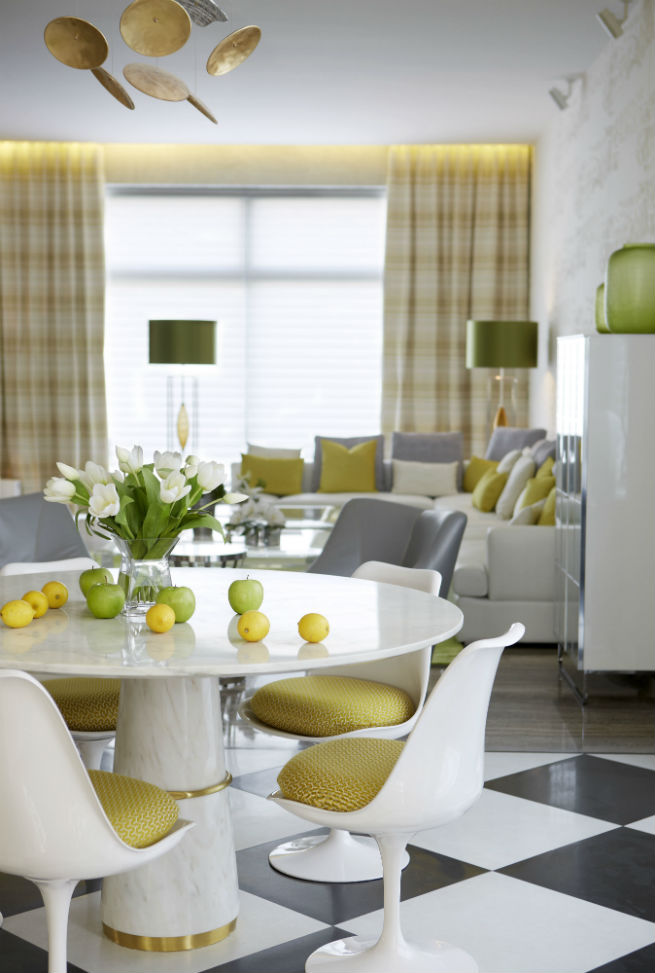 7 Ways to Bring Spring into the Living Room