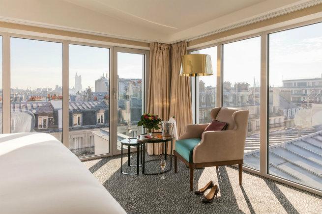 Meet The New Luxury Hotel Maison Albar In Paris
