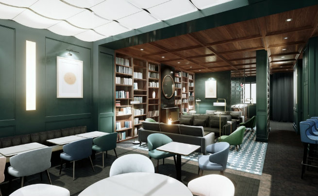 Roch Hotel & Spa Designed by Sarah Lavoine