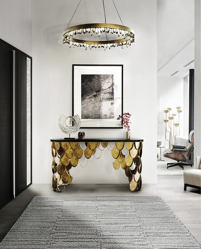 25 Ways to Make Your Home More Luxurious luxurious 25 Ways to Make Your Home More Luxurious entrance brabbu 05