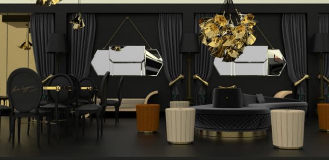 Design Furniture Brand at AD Show 2017 koket Design Furniture Brand Koket at AD Show 2017 Design Furniture Brand Koket at AD Show 2017 3