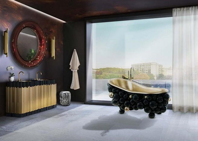 25 Interior Design Ideas for a Beautiful Home interior design ideas 25 Interior Design Ideas for a Beautiful Home bathroom brabbu 4 1