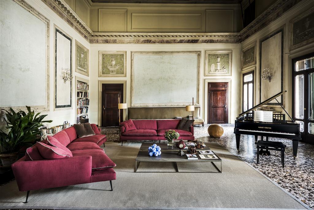 25 Contemporary Sofas For Parisian Homes Paris Design Agenda Part 22