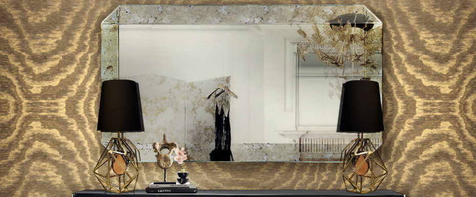 25 Stunning Ways of Using a Mirror in Your Home Decor
