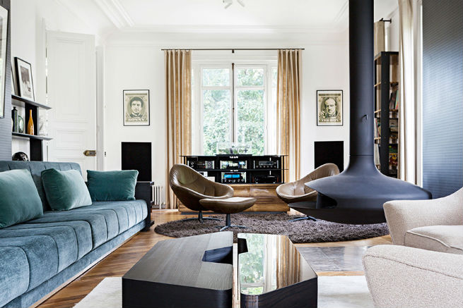 See Inside this Luxurious Residence Designed by Tristan Auer