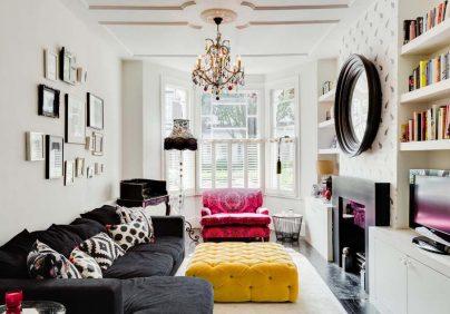 25 Contemporary Sofas for Parisian Homes