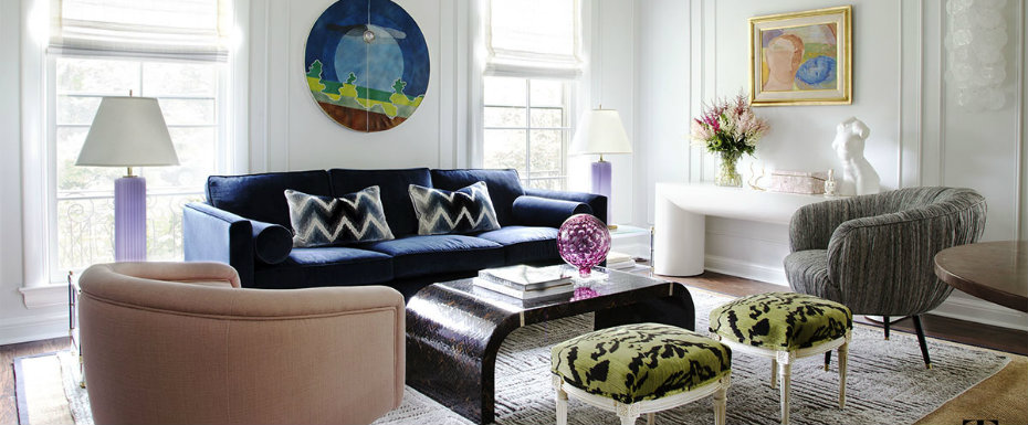 50 Home Decorating Ideas and Summer Trends summer trends 50 Home Decorating Ideas and Summer Trends 01 Summer Thornton Wilmette Living Room