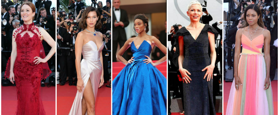 Cannes Film Festival 2017: The Best Dressed Celebrities