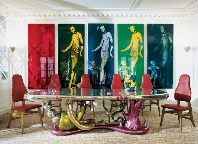 Inside A Paris Apartment Beautifully Designed by Jacques Grange jacques grange Inside A Paris Apartment Beautifully Designed by Jacques Grange Inside A Paris Apartment Beautifully Designed by Jacques Grange 4