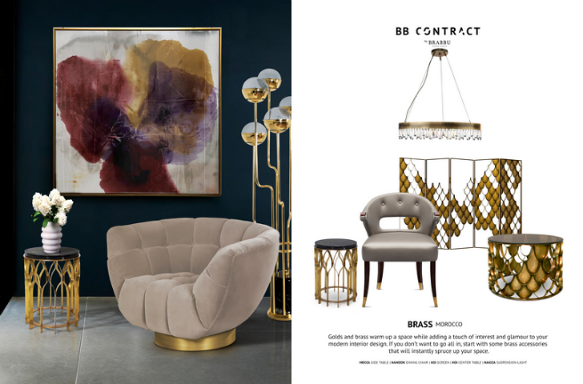 Inspirational Moodboards for Hospitality Projects