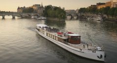 This Private Yacht Navigating the Seine is Going to Make Your Day