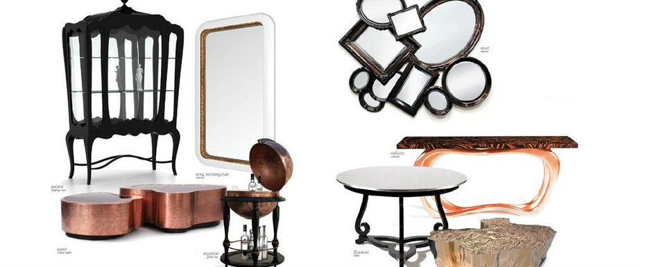 Design Your Home with Boca do Lobo's Coolors Collection