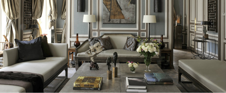 See Inside Christopher Noto's Paris Residence
