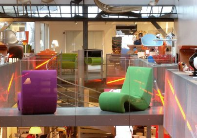 Design in Paris 5 : Unmissable Design Showrooms and Museums
