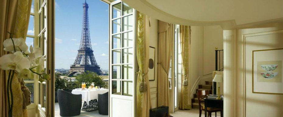 6 Boutique Hotels in Paris for This Summer's Vacation