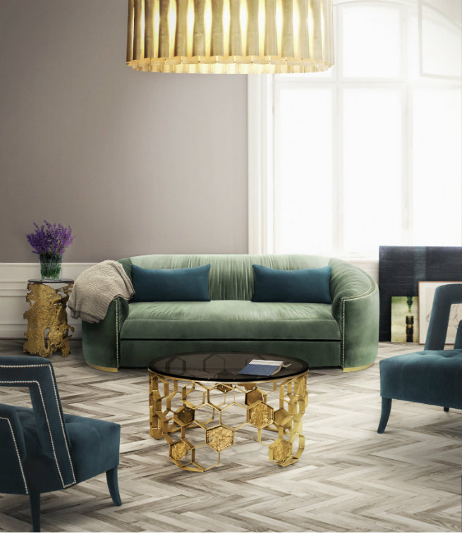 8 Modern Sofas That Will Embellish Any Paris Apartment ... - photo#27