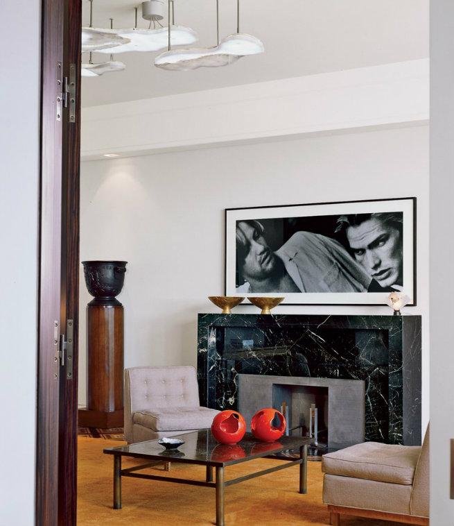 A Paris Apartment Designed by Pierre Yovanovitch paris apartment A Paris Apartment Designed by Pierre Yovanovitch A Paris Apartment Designed by Pierre Yovanovitch 3