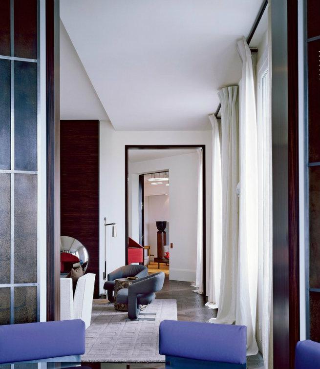 A Paris Apartment Designed by Pierre Yovanovitch paris apartment A Paris Apartment Designed by Pierre Yovanovitch A Paris Apartment Designed by Pierre Yovanovitch 5