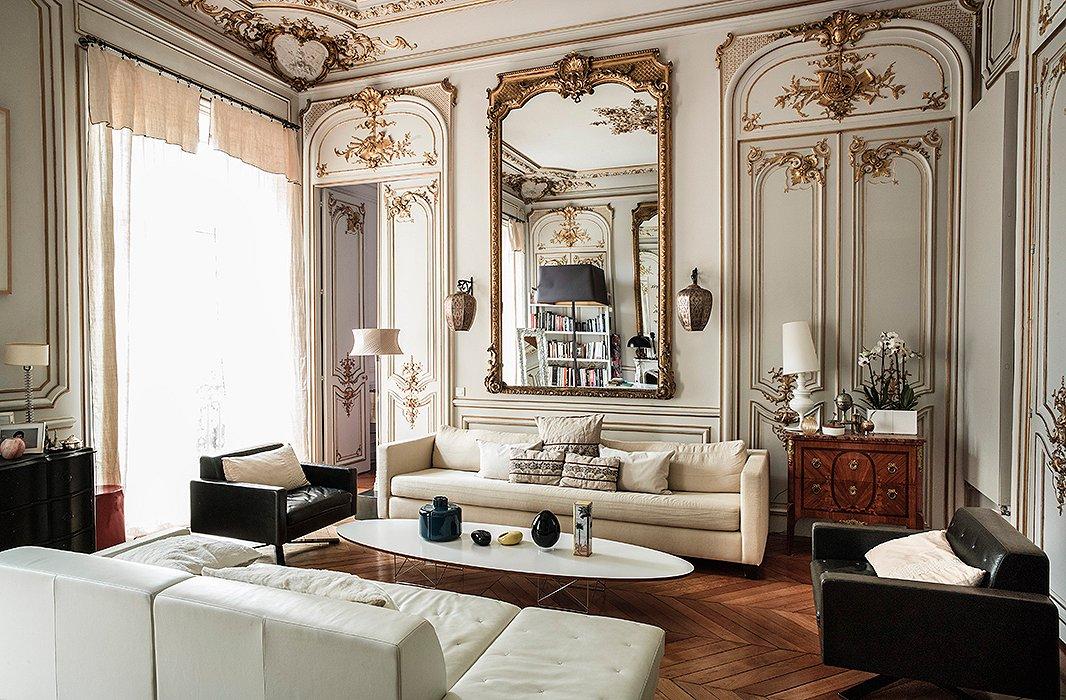 The secrets for decorating a paris apartment paris for Secret design paris