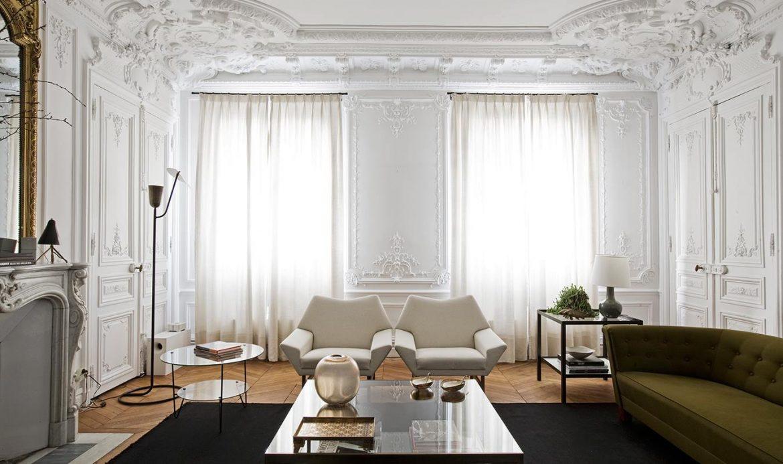 Paris Interior Design The Secrets For Decorating A Paris Apartment  Paris Design Agenda