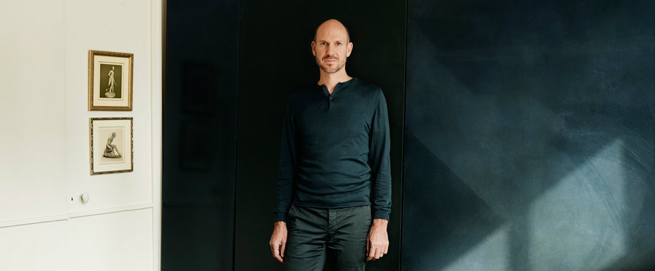 Tristan Auer, the Designer of the Year of Maison et Objet Paris