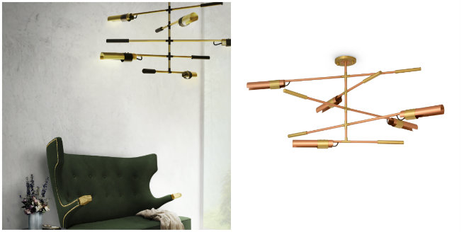 6 Chandeliers for a Parisian Style Home