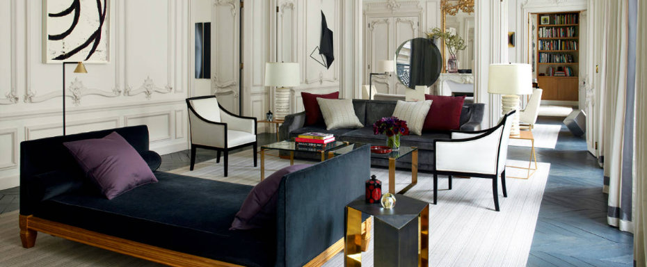 The Most Beautiful Living Room Ideas From Parisian Homes