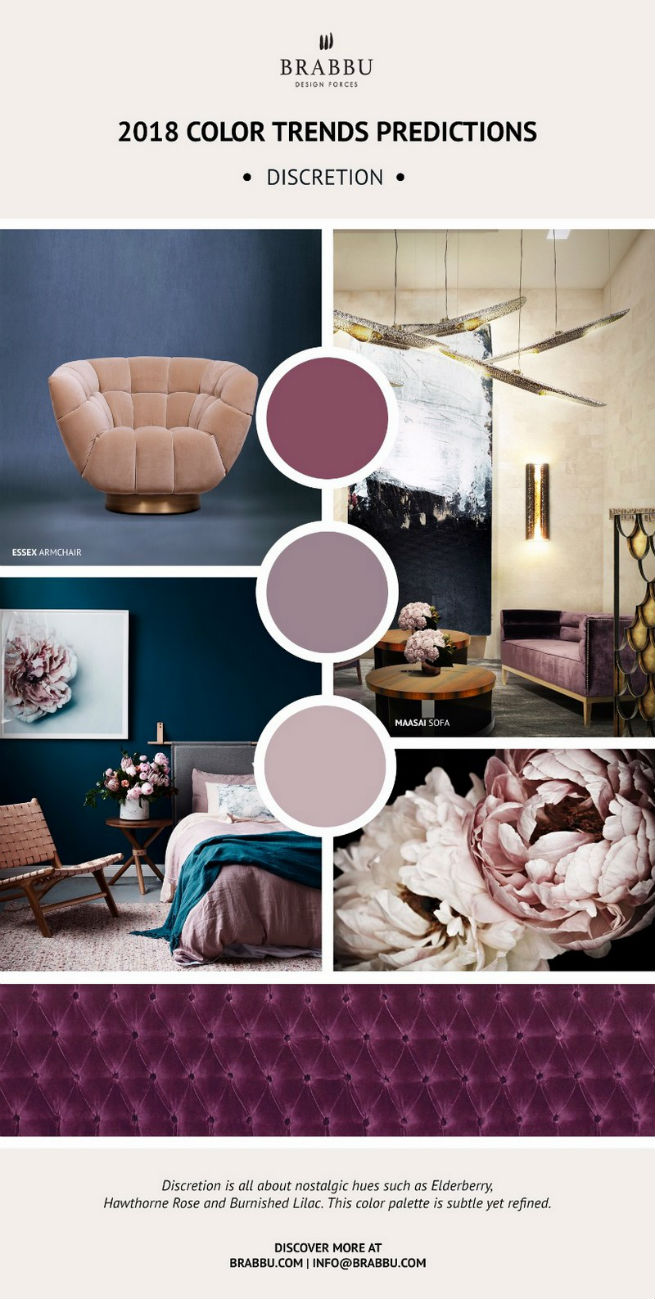Home Decor Ideas With 2018 Pantone's Color Trends home decor ideas Home Decor Ideas With 2018 Pantone's Color Trends Home D  cor Ideas With 2018 Pantone   s Color Trends 1