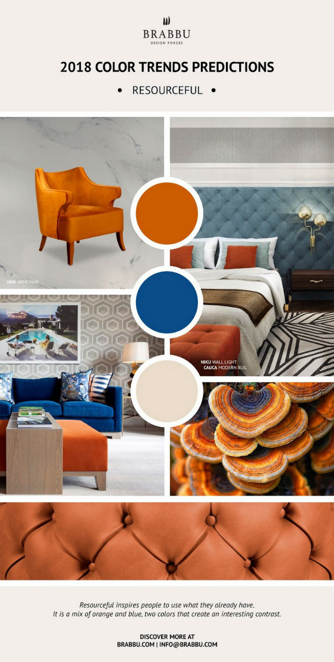 Home Decor Ideas With 2018 Pantone's Color Trends home decor ideas Home Decor Ideas With 2018 Pantone's Color Trends Home D  cor Ideas With 2018 Pantone   s Color Trends 6