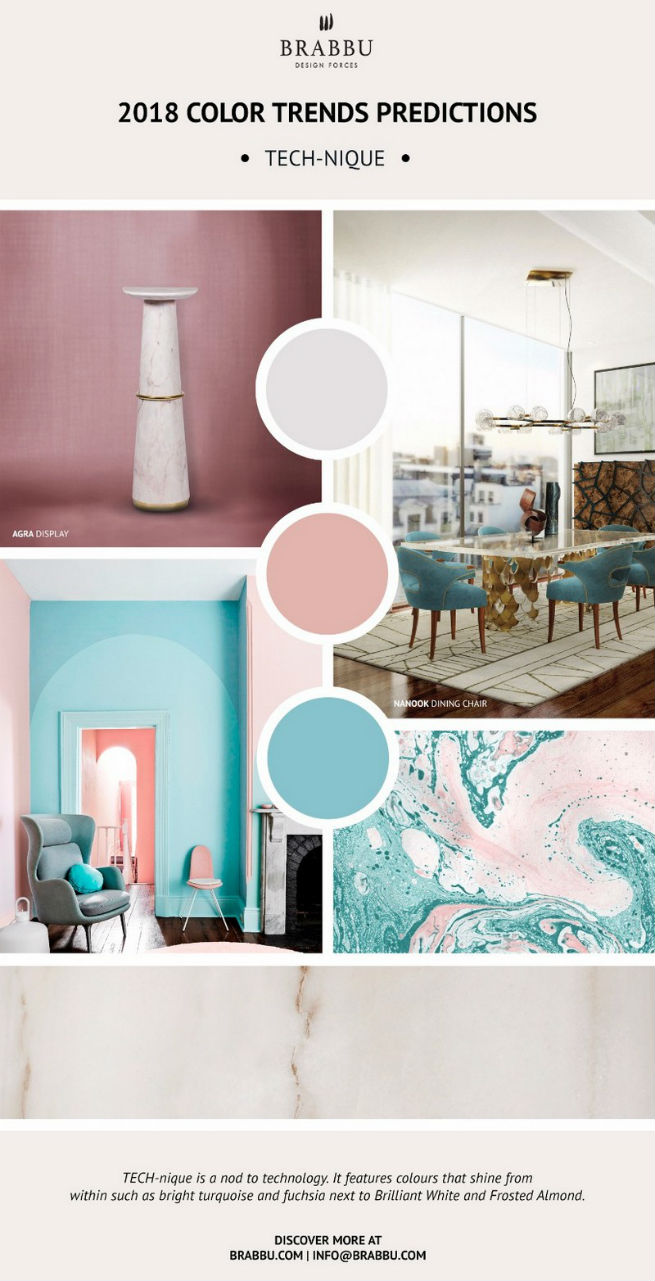 Home Decor Ideas With 2018 Pantone's Color Trends home decor ideas Home Decor Ideas With 2018 Pantone's Color Trends Home D  cor Ideas With 2018 Pantone   s Color Trends 7