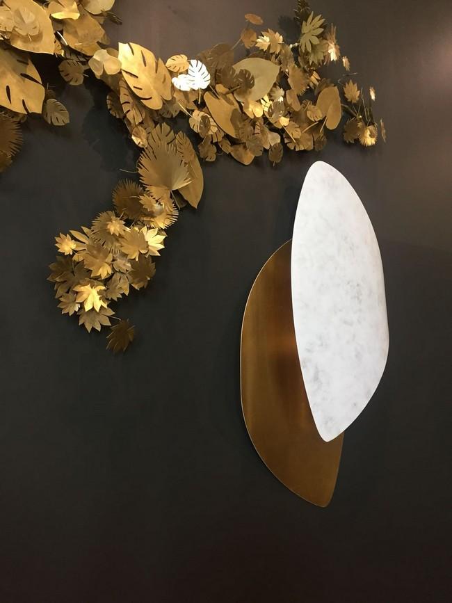 art et floritude 39 s ingenious luminaires at maison et objet 2018 paris design agenda. Black Bedroom Furniture Sets. Home Design Ideas