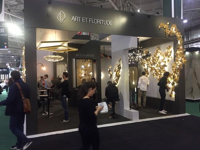 Art et Floritude's Ingenious Luminaires at Maison et Objet 2018 4 maison et objet 2018 Art et Floritude's Ingenious Luminaires at Maison et Objet 2018 Art et Floritudes Ingenious Luminaires at Maison et Objet 2018 4